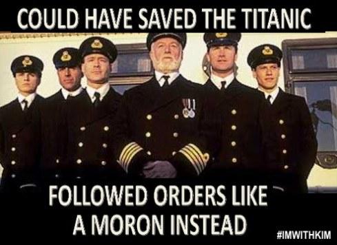 titanic kim